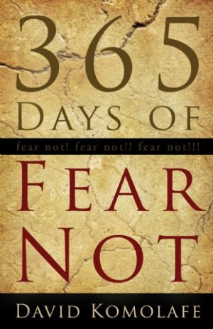 365 days of fear not book image